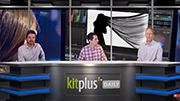 KitPlus Daily 20th April with special guest Robert Holland from IDX