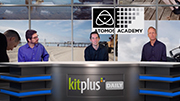 KitPlus Daily 21st April with guest Chris Williams discussing the latest Fuji lenses