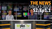 KitPlus Summarise the Broadcast and Pro Video News 5th Oct 2020