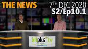 KitPlus summarise the Broadcast and Pro Video News 7th December 2020
