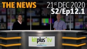 KitPlusTV summarise the Broadcast and Pro Video News 21st December 2020