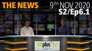 KitPlusTV Summarise the Broadcast and Pro Video News 9th November 2020