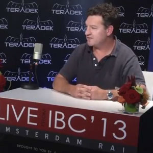 Richard Payne talks about what guests saw on day two of IBC 2013