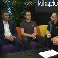 The KITPLUS Show discussing minicams, mics and reality challenges