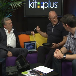 The KITPLUS Show discussing studios and kit