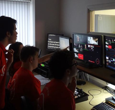 The KITPLUS Show with Portsmouth University and NewTek