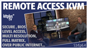 Access your KVM system from anywhere with RemoteAccess-Gate