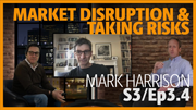 Disruption, consolidation and taking risks in the Media Industry.