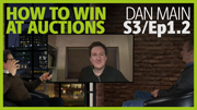 How to win at auction, buying AV and Broadcast equipment at auction