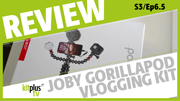 JOBY GorillaPod Vlogging Kit reviewed