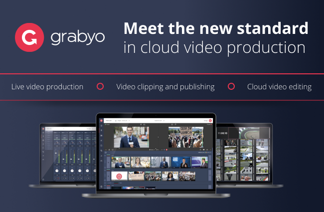 Control room in the cloud: Join Grabyo at KitPlus Show Twickenham